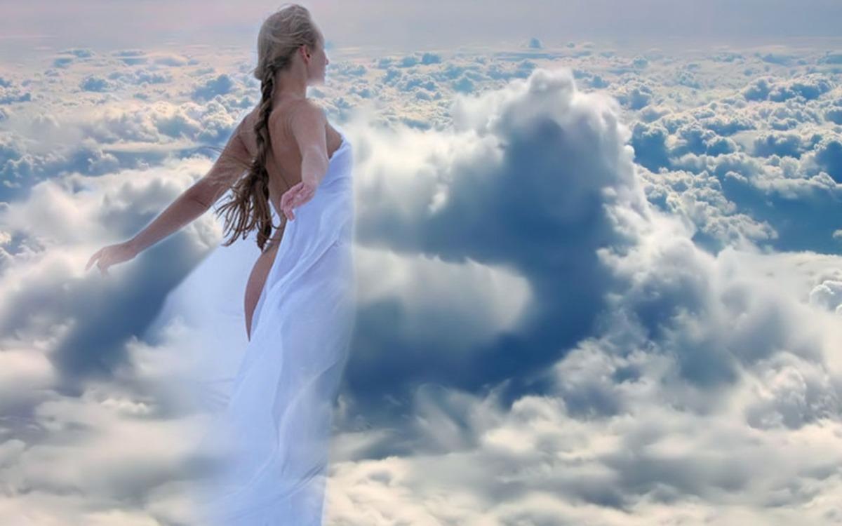 Dincolo de nori...e iubirea mea!