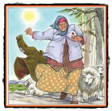 Legenda despre Baba Dochia